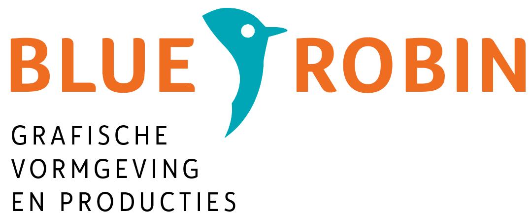 Blue Robin, grafische vormgeving