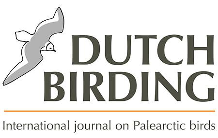 Dutch Birding logo team dutch birding