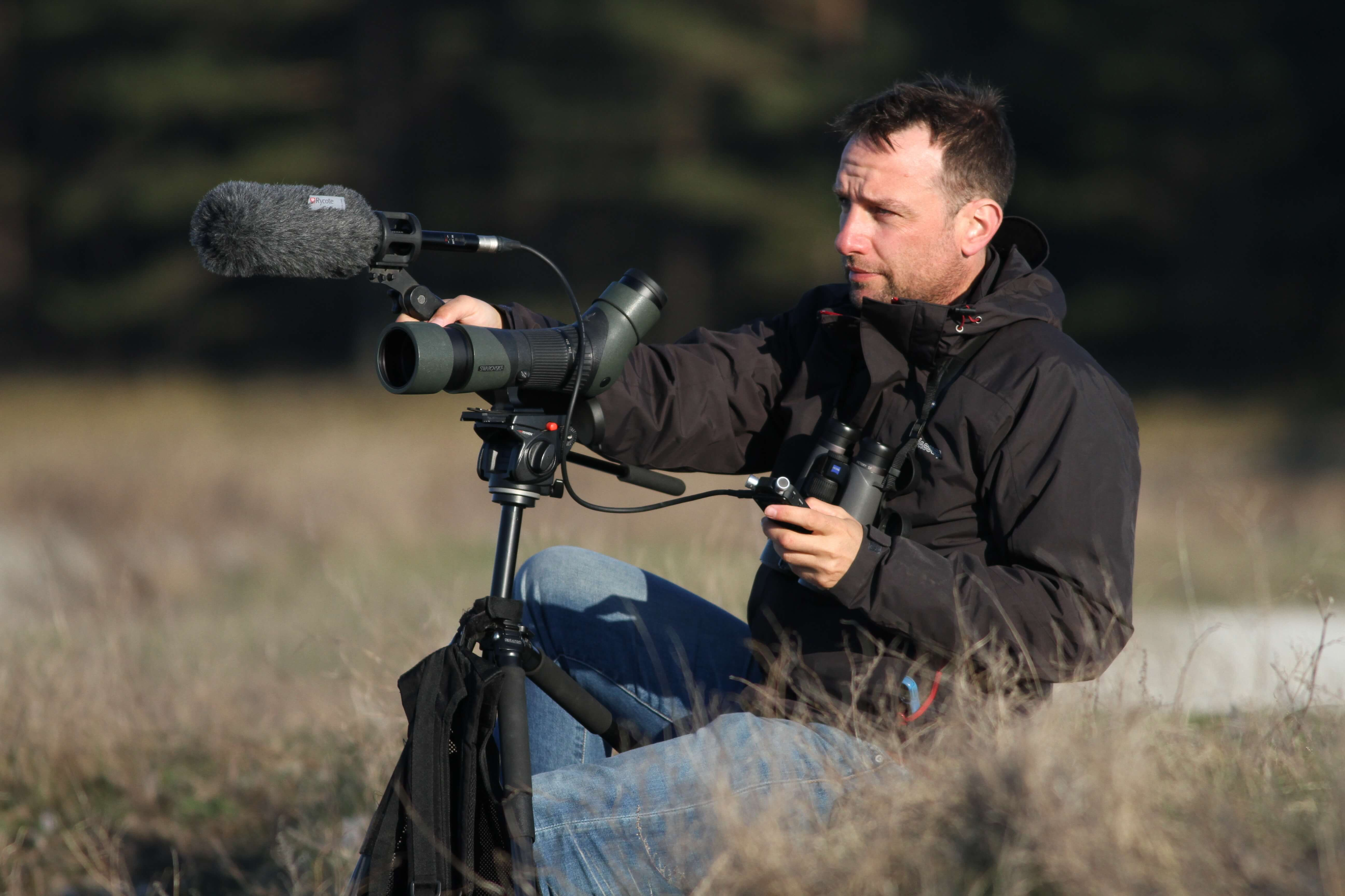 James Lidster TBD team dutch birding
