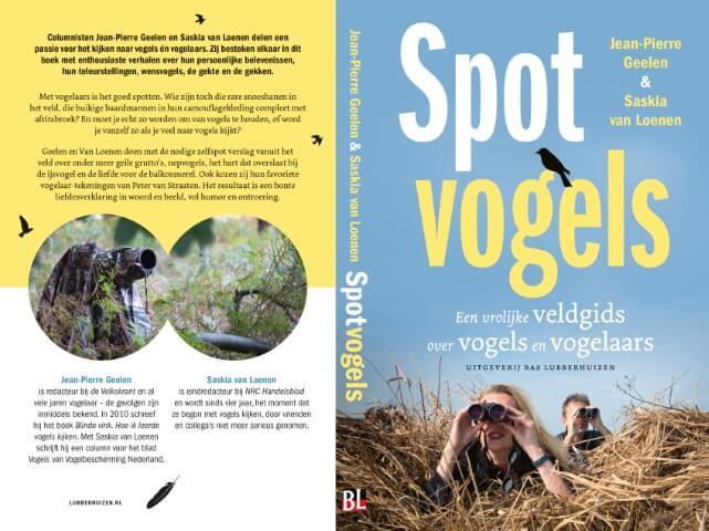 Spotvogels omslag compleet Klein