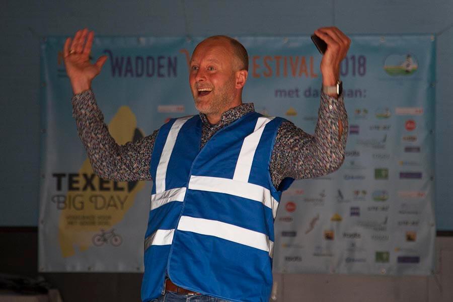 Beheerder NP Opstartavond TexelBigDay2018 Harvey van Diek HVD1575 voor site